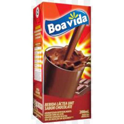 ACHOCOLATADO LIQ BOA VIDA 200ML CHOC