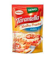 Molho Tomate 340G Tarantella Pizza Sache