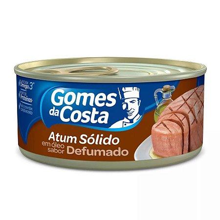 ATUM GOMES DA COSTA 170G SOLIDO DEFUMADO