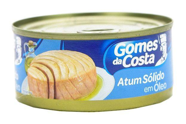 Atum Gomes Costa 170G Solido Oleo