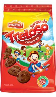 BISC VITAR 100G TRELOSO CHOCOLATE