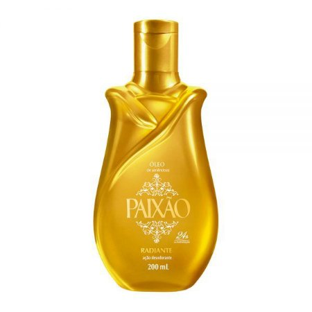 Oleo Amendoas Paixao 200Ml Radiante