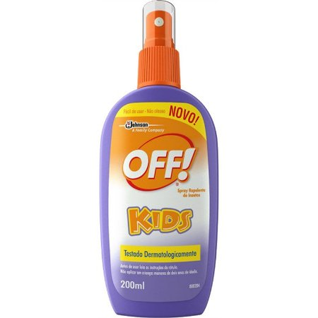 Repelente Off! Kids 200Ml Spray
