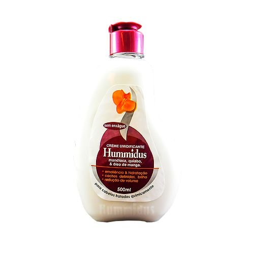 Creme Umid Hummid 500Ml Mandioca e Quiabo