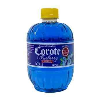 Coquetel Corote 500Ml Blueberry