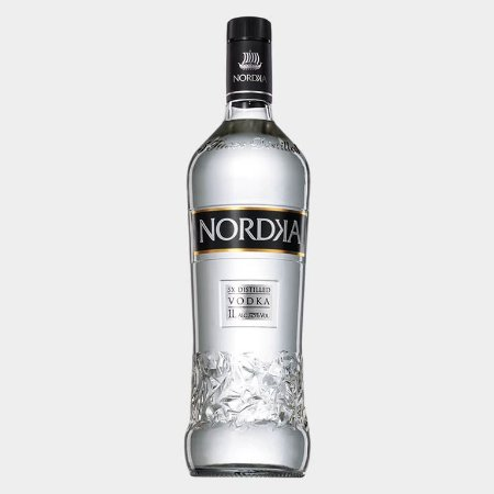 VODKA NORDKA 1L