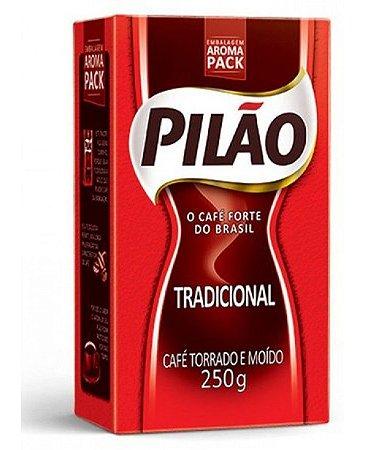 CAFE PILAO 250G VACUO