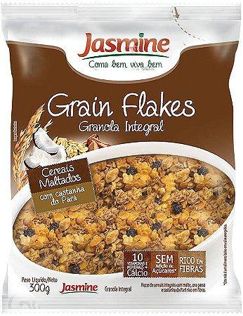 Granola Jasmine 300G Integral Cereais Maltados