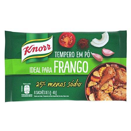 Tempero Knorr 40G Ideal Para  Frango