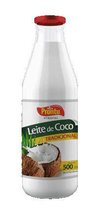 LEITE DE COCO 500ML PRONTU