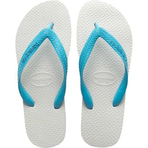 Sandália Havaiana Tradiconal 37/38 Azul