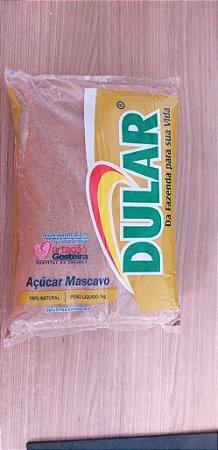 ACUCAR MASCAVO DULAR 1KG