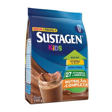 SUSTAGEN KIDS 190G CHOC SACHE