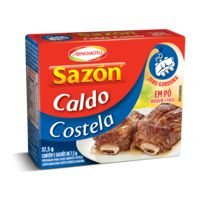 SAZON CALDO 37,5G COSTELA
