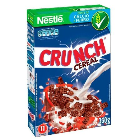 Cereal Crunch Nestle 330G