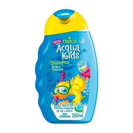 Shampoo Acqua Kids 250Ml Praia E Piscina