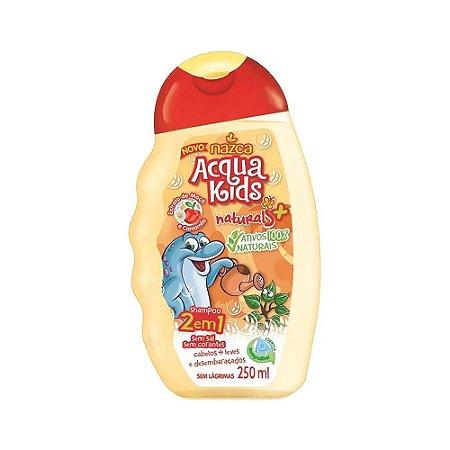 Shampoo Acqua Kids 2Em1 250Ml Maca e Camomila