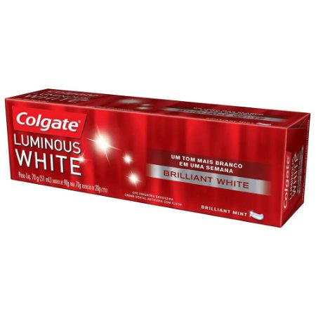 Creme Dental 70G Colgate Luminous White