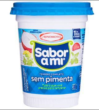 TEMPERO SABOR AMI 300G SM PIMENTA