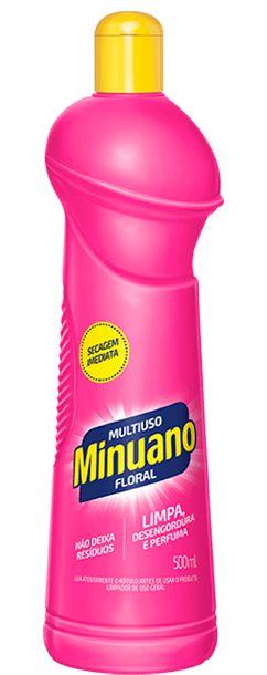 MULTI-USO MINUANO 500ML FLORAL