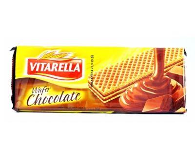 BISCOITO VITARELLA 100G WAFER CHOCOLATE