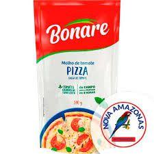 Molho Tomate 340G Bonare Pizza Sache