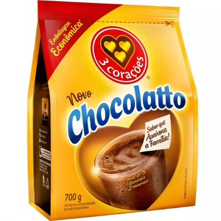 ACHOCOLATADO PO CHOCOLATTO 700G