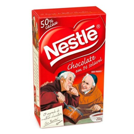 CHOCOLATE PO NESTLE 200G SOLUVEL