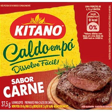 CALDO PO KITANO 37,5G CARNE