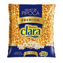 Milho Pipoca 500G Dona Clara Premium