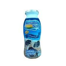 Bebida Lactea Natural Gurt 180G Ameixa