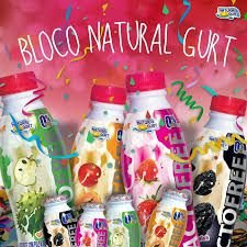 Bebida Lactea Natural Gurt Lactofree 180G Salada de Frutas