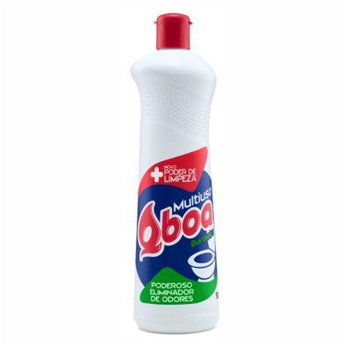 Multi-Uso Qboa 500Ml Banheiro