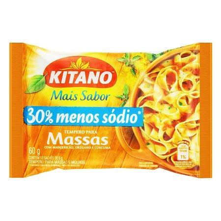 TEMPERO MAIS SABOR 60G P/MASSAS