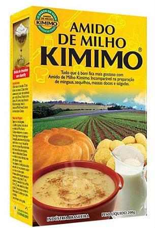 AMIDO MILHO 500G KIMIMO