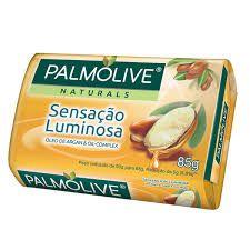 Sabonete Palmolive Suave 90G Oleo Sensação Luminosa