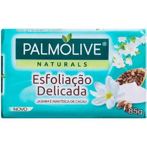 Sabonete Palmolive Suave 85G Esfoliação Delicada