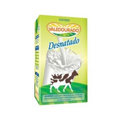 LEITE LIQ VALEDOURADO 1L DESNATADO