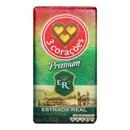 CAFE 3 CORACOES 250G PREMIUM A VACUO