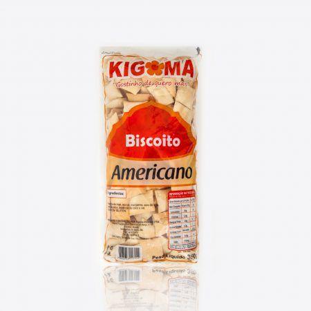 BISCOITO KIGOMA 350G AMERICANO