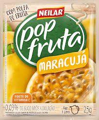 REFRESCO POP FRUTA 25G MARACUJA