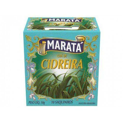 CHA MARATA 10G CIDREIRA