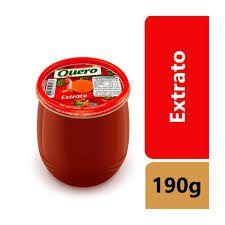 EXTRATO DE TOMATE 190G QUERO COPO