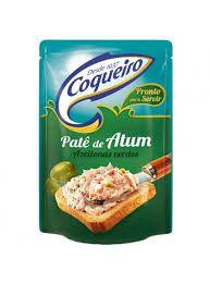 PATE DE ATUM COQUEIRO 170G AZEITONA SCH