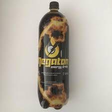 MEGATON ENERGY DRINK 2L