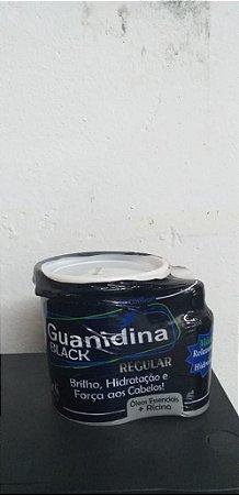 GUANIDINA U.HAIR BLACK SUP 200G
