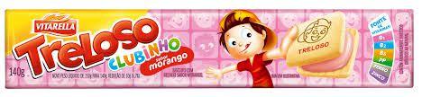 BISC VITAR 140G RECH TRELOSO CLUBINHO MORANGO