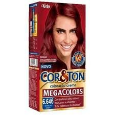 Tinta Cor & Ton 125G 6.646 Vermelho Cereja
