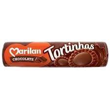 BISCOITO MARILAN 160G TORTINHAS CHOCOLATE