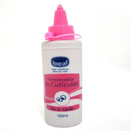 AMOLECEDOR DE CUTIC IDEAL 100ML OLEO ALGODAO